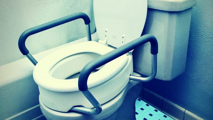Top Best Raised Toilet Seats For Safety Jan 2019